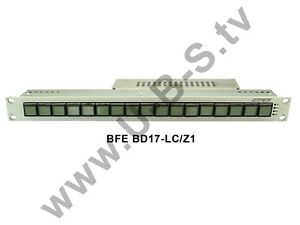 BFE BD17-LC/Z1