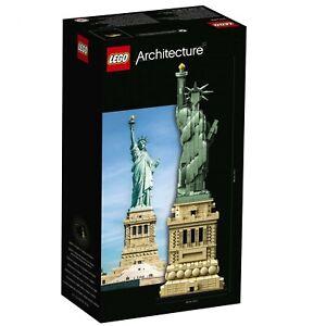 LEGO Architektur 21042 Freiheitsstatue *NEU OVP*