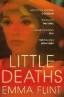 Little Deaths, Flint, Emma, New, Book