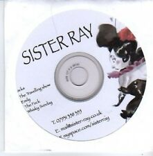 (AQ258) Sister Ray, The Travelling Show - DJ CD