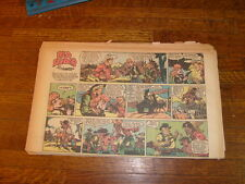 Red Ryder Sunday Strips, 50 Half Tabloid Pages from 1947