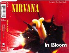 NIRVANA In Bloom CD single (1992) GED 21760