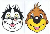 Bulletin d'abonnement à PIF GADGET. 2004 Masques de PIF