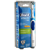 Braun Oral-B Vitality Organic CLS Cross Action Rotating Electric Toothbrush