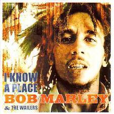 Bob MARLEY CD single I know a place (Single mix) Promo