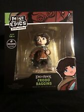 Mini Epics Weta Workshop Lord Of The Rings Frodo Baggins Lootcrate Exclusive