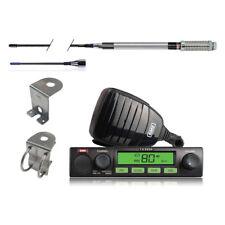 GME TX3500SVP 80 channel UHF Radio + Antenna + 2.1dB Whip +2 x Mounting Bracket