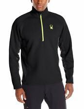 New With Tags Mens Spyder Bandit 1/4 Zip Stryke Outbound Coat Top Fleece Jacket