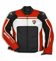 Ducati Corse C4 Motogp Leather Race Jacket