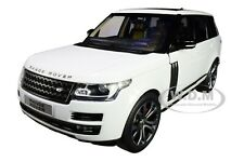 2017 RANGE ROVER SV AUTOBIOGRAPHY DYNAMIC WHITE 1/18 DIECAST LCD MODELS LCD18001