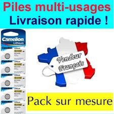 Pile Bouton LR Alcaline 1,5V : AG1 LR60 LR621 364 ( par 2, 10, 20, 50 ou 100 )