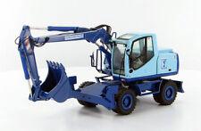 NZG 837-01 Atlas 140W Wheeled Excavator - Ludwig Freytag 1/50 Die-cast MIB