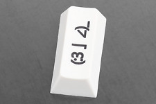 """Dye Sublimated PBT R3 Keycap Brand New Cherry MX PBT Novelty  """"Number Pad ENTER"""""""