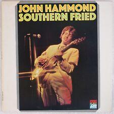JOHN HAMMOND: Southern Fried USA Atlantic  SD 8251 Orig '70 Blues Rock LP NM-