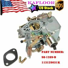 Carburetor 34 PICT-3 Dual Port 1600cc Air Cooled Type For 71-79 VW Super Beetle