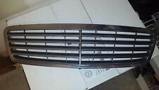 Mercedes W203 C240 C320 Chrome Grill Grille OEM with Insert 2001-2004