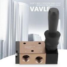 "3H210-08 G1/4"" 2 Position 3 Weg Pneumatik Ventil Joystikschalter Handhebelventil"