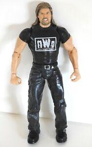 WWE Wrestling Figure Kevin Nash NWO Jakks wcw 2002 New World Order