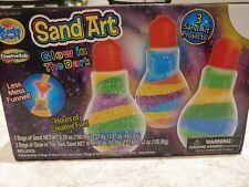 Glow In The Dark Sand Art - Nib