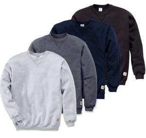 Carhartt K124 Midweight Crewneck Sweatshirt Pullover Pulli Alle Farben TOP