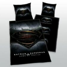 Batman VS Superman Bettwäsche 80x80 135x200 Cm