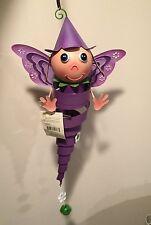 Garden Fairy Bouncy Ornament by Regal Art & Gift!  MAKE AN OFFER!!!