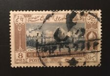 HYDERABAD INDIAN STATE 1937 SILVER JUBILEE STAMP SG50 USED 10220120