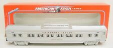 American Flyer 6-48929 S Scale Western Pacific California Zephyr Passenger Car