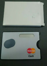 MASTERCARD CASH CARD VIEWER - IN ORIGINAL BOX - FROM THE 1990'S - MINT CONDITION