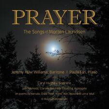 Prayer: The Songs of Morten Lauridsen Cd New 000210628