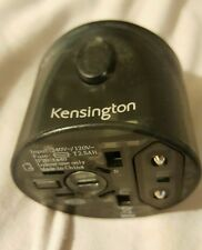 Kensington World Travel Adapter IP20/TA40 240/120v GSHK