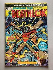 Astonishing Tales 25 • 1st Deathlok • Marvel Comics 1974