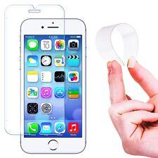 2x Nano Portaobjetos de vidrio blindado para Apple iPhone 6 6s