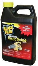 Black Flag 190255 Fogging Insecticide to Control Mosquitoes, Flies and Flying In