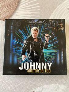 Johnny Hallyday Stade De France 98 Coffret 2 K7 Audio Rock 'N' Roll Philips