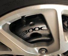 300C Chrysler 300 C Brake Caliper Decals Stickers Set of 4 - Hi Temp 6 colors