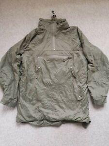 Military Issue Buffalo Style Warm Jacket, Smock, British, Army, Marines, Medium,