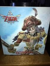 "Legend of Zelda Skyward Sword Scervo 11.5"" figure with stand"