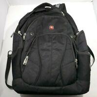 SwissGear ScanSmart Black Computer/Tablet/Laptop Backpack with Airflow