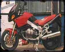 Bakker Kangaroo 1 A4 Metal Sign Motorbike Vintage Aged