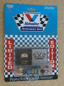 Jeff Gordon #24 ~ 1993 Valvoline ~ Limited Edition