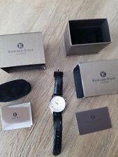 Armbanduhr Herrenuhr EDWARD EAST LONDON. Made in Germany, Datum selten Gebraucht