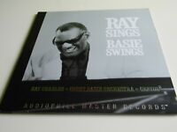 Ray sings Basie swings  2 LP´s Limited Edition PA-012 / 1892  2007   180g