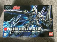 HG - MSN-001X Gundam Delta Kai (1:144)