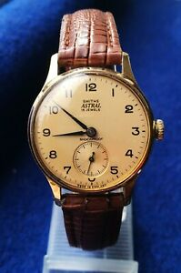 Smiths  Astral Mans Watch. F.W.O. Superb