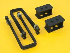 "Alloy | 3.5"" Rear Block Replace 1.5"" OEM = 2"" Lift | F150 4x4 09-14"
