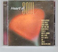 (HJ651) Heart Of Soul, 12 tracks various artists - 2000 CD