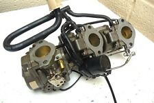 EVINRUDE 60hp OUTBOARD ENGINE TRIPLE CARBURETTOR with CHOKE 1992 ELECTRIC START