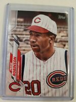 2020 Topps Series 2 Frank Robinson - SP #685 Reds!!!!!!!⚾️