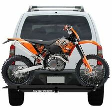 MOTOTOTE MOTO TOTE DIRT BIKE MOTORCYCLE CARRIER HITCH HAULER RACK RAMP